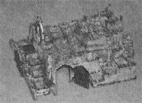Sir Henry's Sketch of the Treasure Palace